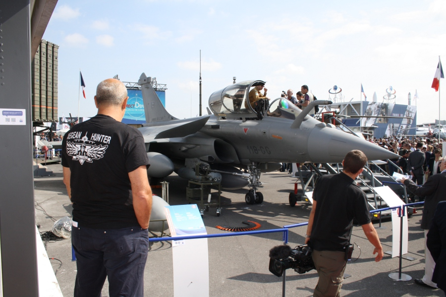 photo Rafale C in Bourget
