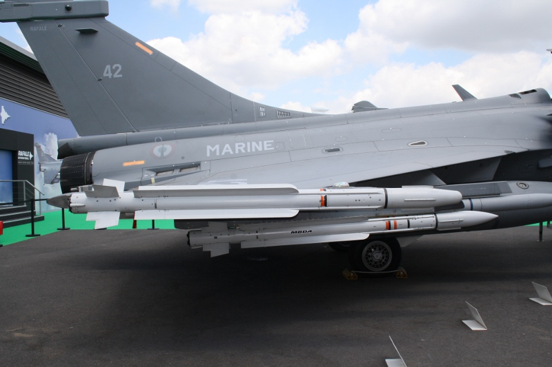 Rafale marine M42 photo